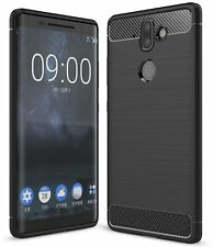 Nokia 8 Sirocco case 2018 Ultra thin Silicone Soft Gel Back Case Cover