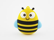 Cute Bee animal kids 16GB USB 2.0 novelty flash drive memory stick