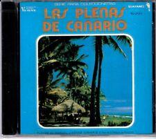 Las Plenas de Canario  El Rey de La Plena Manuel J Canario  BRAND  NEW SEALED CD