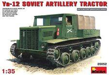 Mini Art 1/35 Soviet Ya-12 Artillery Tractor Early Production Model Kit 35052