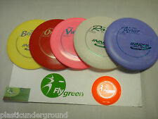Innova Frisbee Disc Golf Build Your Own Pro 5 Disk Set + Mini+ Instr Guide +More