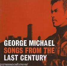 GEORGE MICHAEL - Songs From The Last Century (UK 10 Trk CD Album)