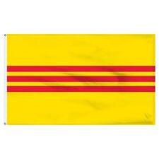 3X5 SOUTH VIETNAM FLAG VIETNAMESE BANNER SVA WAR F215