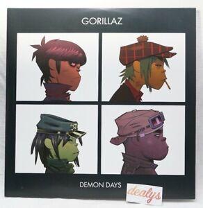 Gorillaz - Demon Days, Vinyl