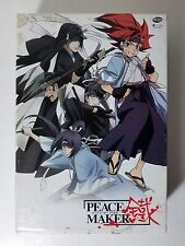 Peace Maker The Complete Collection Series Box Set / Anime DVD by ADV Films EXCE
