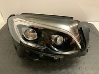 MERCEDES BENZ GLC X253 W253 DRIVER SIDE LED HEADLIGHT A2539060601 CLIP REPAIRED