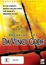 BREAKING THE DA VINCI CODE  Collector's Edition DVD NEW
