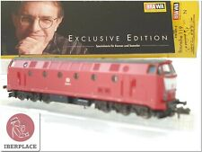 N 1:160 Scale Locomotive Trains BRAWA Excl. 1405 Br 219 021-3 DB <