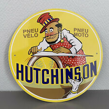 HUTCHINSON metal sign french car vintage automobile 2509207