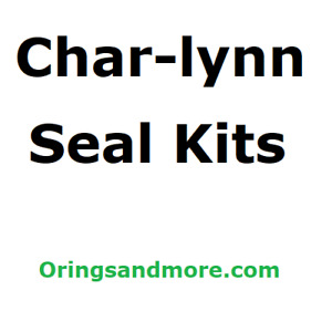 CharLynn 6000 Series Rear Motor Seal Kit CL-61238