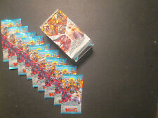 Cardfight Vanguard The Genius Strategy Technical Booster Pack x 9
