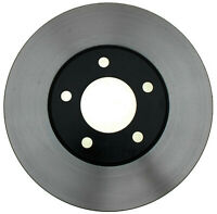 Disc Brake Rotor-Non-Coated Front ACDelco Advantage 18A426A