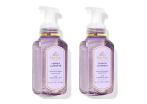 Bath and Body Works Gentle Foaming Hand Soap, French Lavender (2-Pack)