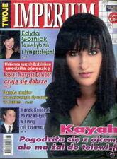 TWOJE IMPERIUM 22 (24/5/99) SOPHIE MARCEAU KAYAH