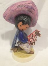 Goebel West Germany DeGrazia Figure My First Horse Children of DeGrazia Line