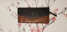 BNWOT FOSSIL Leather Card holder Purse