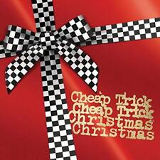CHEAP TRICK Christmas Christmas (2017) 12-track CD album NEW/SEALED