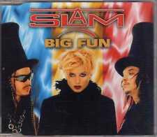 Slam - Big Fun - CDM - 1996 - Eurodance Eurohouse Reggae Pop