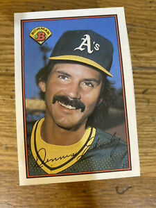 (50) 1989 Dennis Eckersley Oakland Athletics NR-MT+ Multiple Reduced Shipping