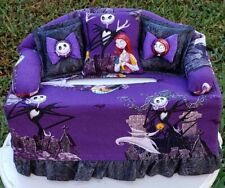 Sofa Couch Tissue Box Cover Nightmare Before Christmas Handmade in Hawaii