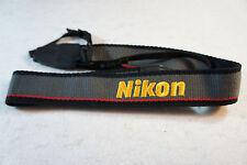 Nikon Genuine Camera Neck Strap For SLR / DSLR