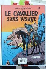 BD les timour n°10 le cavalier sans visage réédition cartonnée 1987 TBE sirius