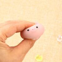 Mochi Cute Pig Ball Squishy Squeeze Healing Fun Toy Relieve Anxiety Decor Gift