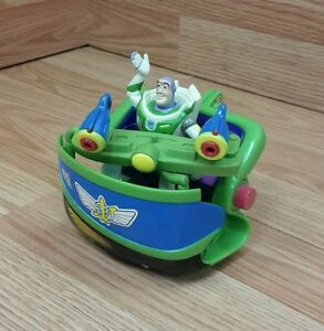 *FOR PARTS* Disney Buzz Lightyear Space Ranger Cruiser *NO Remote Control*