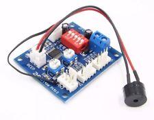 DC 12 V PC 3 Ventilador CPU de controlador de velocidad de control de temperatura alta temperatura alarma PWM