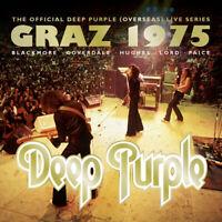 "Deep Purple : Graz 1975 Vinyl 12"" Album 2 discs (2014) ***NEW*** Amazing Value"