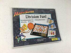 Math Safari Division Fun Lesson Educational Insights Homeschool