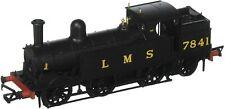 35-051 LNWR Webb Coal Tank 7841 LMS Black OO Scale Model Train - FREE SHIPPING