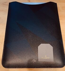 Mulberry iPad Sleeve Leather Case *Brand New*