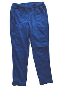 Lululemon Size 4 Navy Stretch Pants Activewear Lightweight