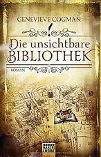 Die unsichtbare Bibliothek: Roman. Die unsichtbare ... | Buch | Zustand sehr gut