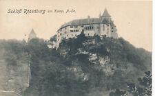 AK Schloß Rosenburg am Kamp, Niederösterreich   (J10)