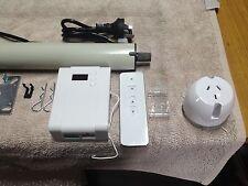 240 volt ROLLER SHUTTER MOTOR 20 NM WINDOW BLIND AWNING, electric tubular 45mm