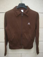 Veste LE COQ SPORTIF vintage femme années 70 jacket jacke oldschool 38 / 40