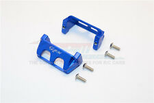 Traxxas 1/16 Mini E-Revo / Mini Rally Upgrade Parts Alu Servo Protector - Blue
