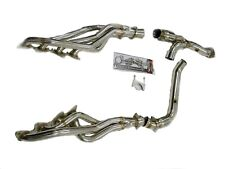 OBX High Flow Long Tube Header Set Fits Ford 2011 To 2019 F150 F-150 5.0L 2/4WD