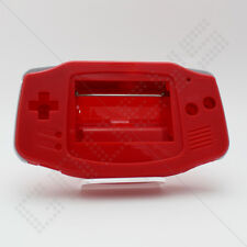 NEUF rouge Coque seulement Nintendo Game Boy Advance GBA boîtier / /