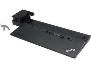 NEW Lenovo Thinkpad Pro Docking Station 40A10090US with 90w AC Adapter