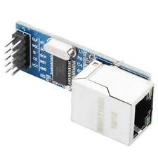 Mini ENC28J60 Ethernet Network Module with Serial Peripheral Interface 3.3V JS