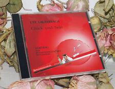 HÖRBUCH CD 💿 Ute Lauterbach GLÜCK UND SEIN Psychologie Lebenshilfe SEHR GUT