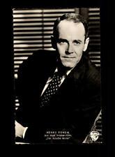 Henry Fonda Kunst und Bild Verlag Postkarte ## BC 107286