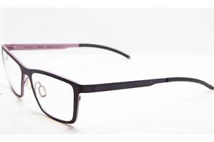 Orgreen DEBBIE 666 Matte Aubergine / Matte Dirty Rose Titanium Eyeglasses 52mm