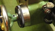 Imperial Graduated Saddle Handwheel Dial Myford 7 Lathes Super 7,ML7R, Late ML7