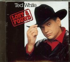 TED WHITE - LOST & FOUND - CD - NEW