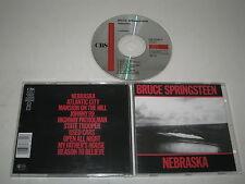 BRUCE SPRINGSTEEN/NEBRASKA(CBS/463360 2)CD ÁLBUM
