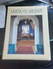 Santa Fe Design (1993, Hardcover) Ships in 24 hours!